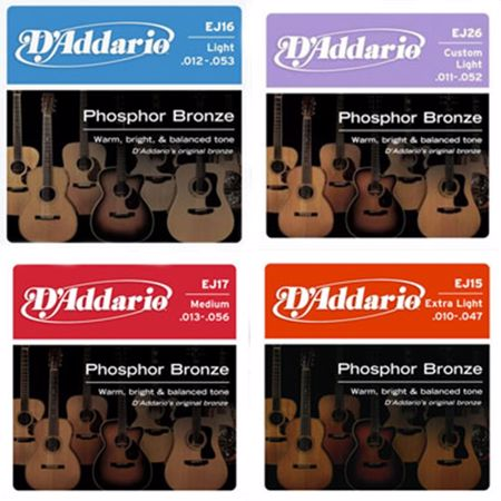 Slika za kategorijo Strune za akustično kitaro