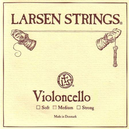 Slika za kategorijo strune za violončelo
