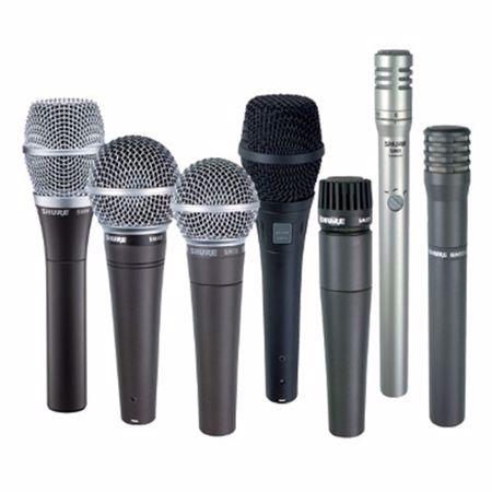 Slika za kategorijo mikrofoni za inštrumente