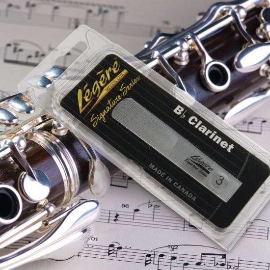 Jezički LEGERE Signature Bb klarinet 3