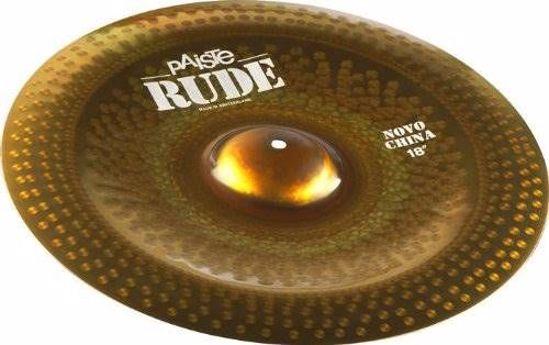 "PAISTE 2002 RUDE  NOVO CHINA 18"""