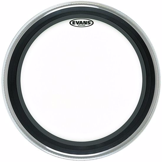 "Opna Evans EMAD Bass Batter 18"" clear BD18EMAD"