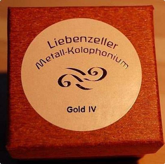 KOLOFONIJA LIEBENZELLER ORIGINAL GOLD IV ČELO