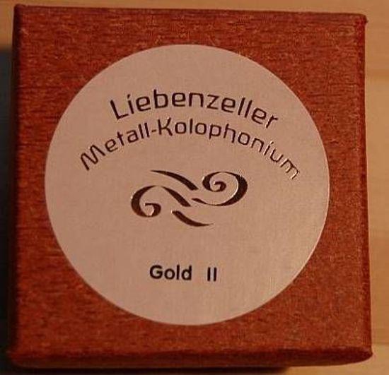 KOLOFONIJA LIEBENZELLER ORIGINAL GOLD II VIOLINA/VIOLA