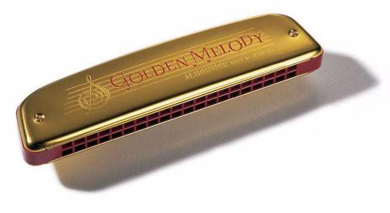 HOHNER USTNA HARMONIKA GOLDEN MELODY C 2416/40 M2416017