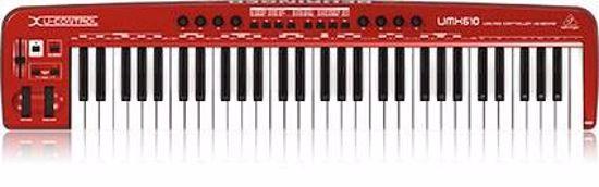 BEHRINGER MIDI KLAVIATURA UMX610