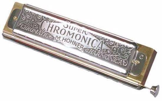 HOHNER USTNA HARMONIKA SUPER CHROM 270/48 G M27008