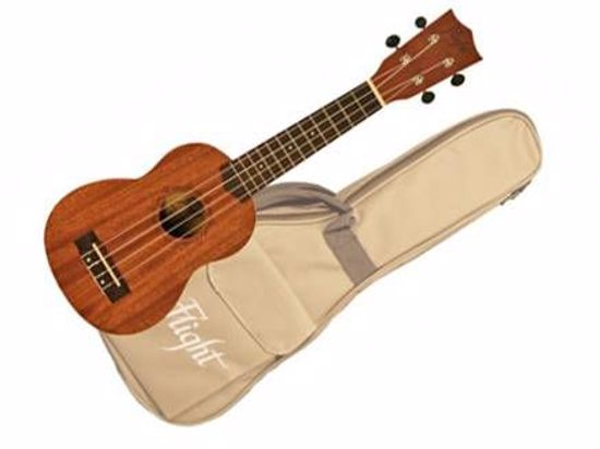 FLIGHT SOPRAN UKULELE NUS310 S TORBO