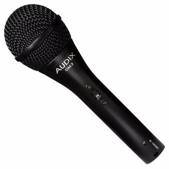 AUDIX MIKROFON OM3 DYNAMIC VOCAL