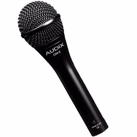 AUDIX MIKROFON OM2 DYNAMIC VOCAL