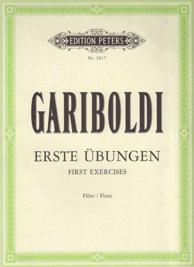 GARIBOLDI:ERSTE UBUNGEN/FIRST EXERCISES