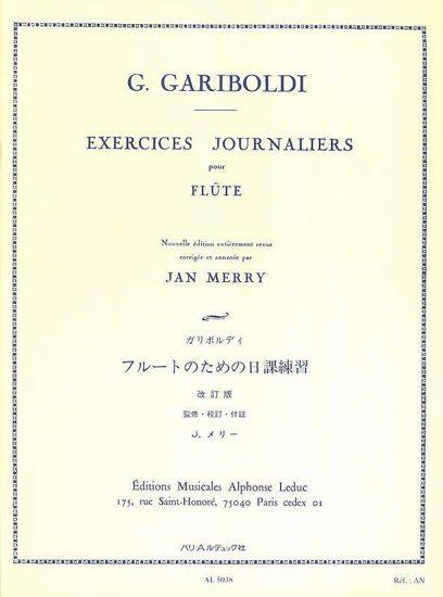 GARIBOLDI:EXERCICES JOURNALIERS OP.89