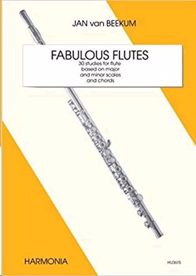 BEEKUM:FABULOUS FLUTES