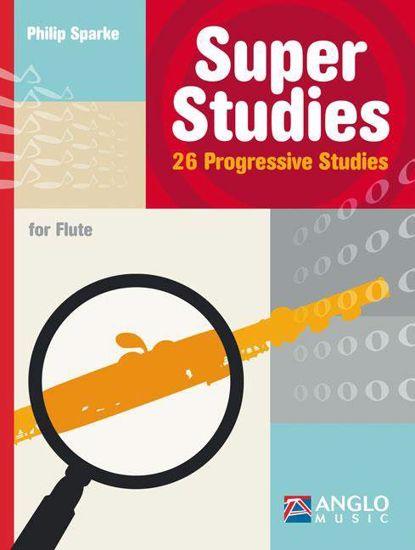 SPARKE:SKILFUL STUDIES 40 PROGRESSIVE STUDIES FOR FLUTE