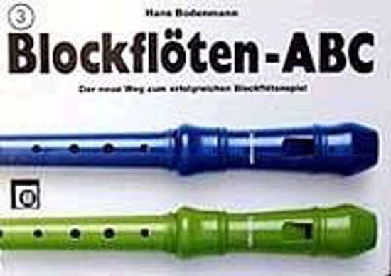 BODENMANN:BLOCKFLOTEN-ABC 3