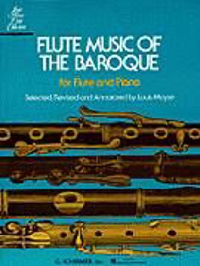 MOYSE:FLUTE MUSIC OF THE BAROQUE