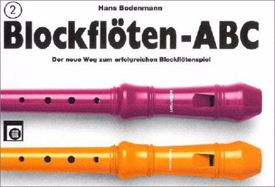 BODENMANN:BLOCKFLOTEN-ABC 2