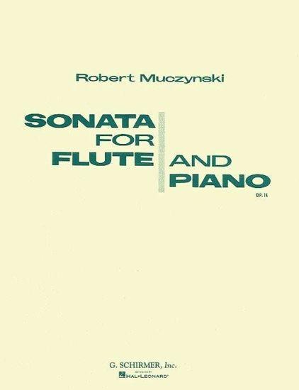 MUCZYNSKI R:SONATA FOR FLUTE ET PIANO