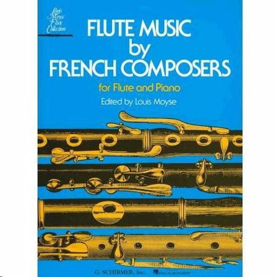 MOYSE:FLUTE MUSIC BY FRENCH COMPOSERS