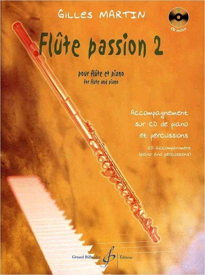 GILLES MARTIN:FLUTE PASSION 2+CD