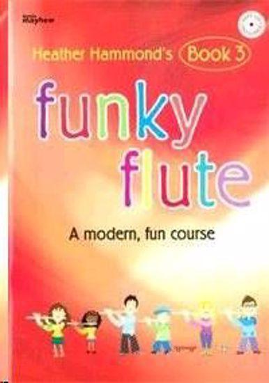 HAMMOND:FUNKY FLUTE 3 +CD