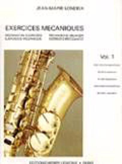 LONDEIX:EXERCICES MECANIQUES 1