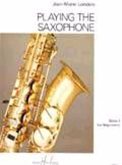 LONDEIX:PLAYING THE SAXOPHONE 1