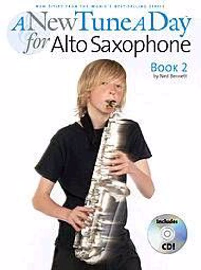 BENNET:A NEW TUNE A DAY FOR ALTO SAXOPHONE 2 +CD