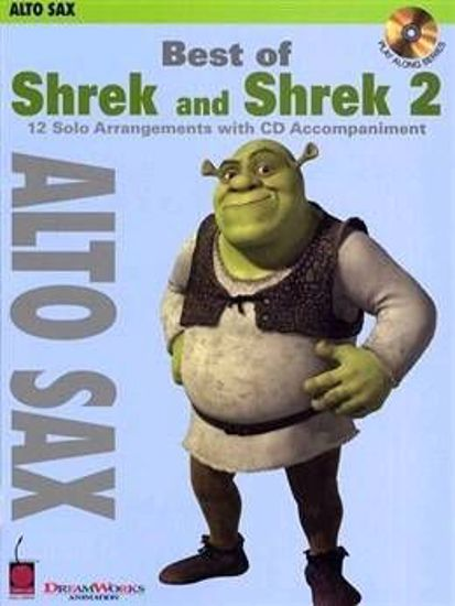 BEST OF SHREK AND SHREK 2 +CD