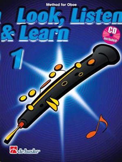 LOOK,LISTEN & LEARN OBOE 1+CD