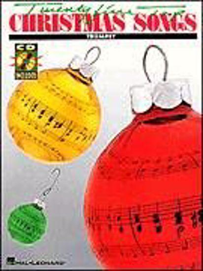 CHRISTMAS SONGS +CD TRUMPET
