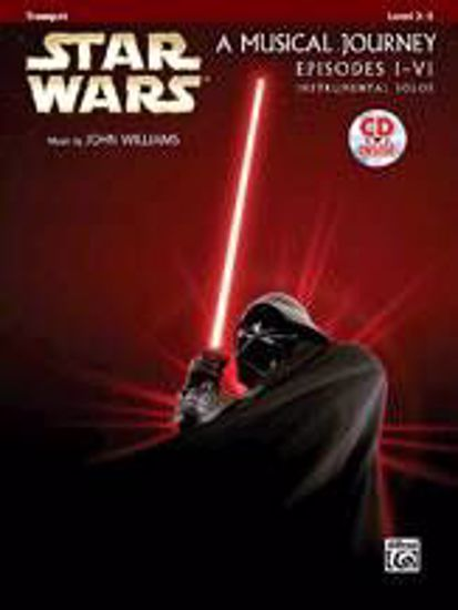 WILLIAMS:STAR WARS EPISODES I-IV +CD