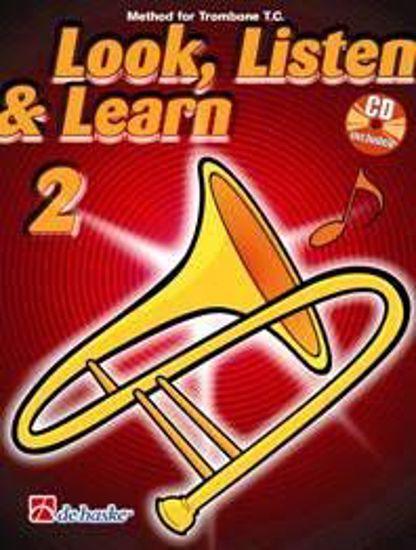 LOOK, LISTEN & LEARN 2 TROMBONE B.C. +CD