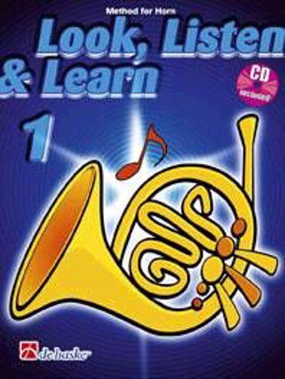 LOOK, LISTEN & LEARN 1 HORN IN F