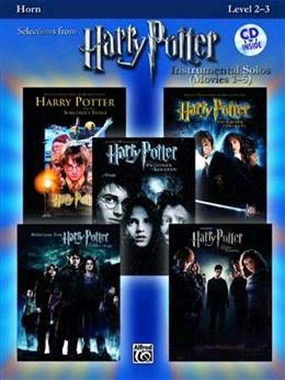 HARRY POTTER SELECTIONS +CD HORN