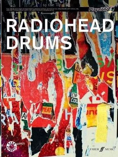 AUTHENTIC PLAYALONG RADIOHEAD DRUMS+CD