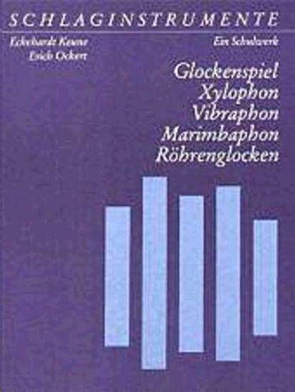 KEUNE E.:GLOCKENSPIEL.SYLOPHON.VIBRAPHON