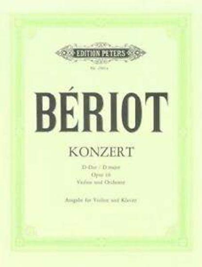 BERIOT:KONZERT D DUR OP.16