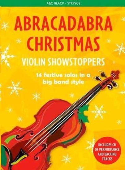 ABRACADABRA CHRISTMAS VIOLIN+CD