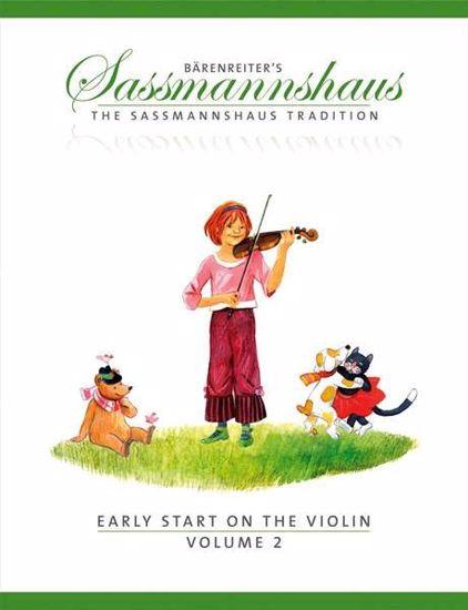 SASSMANNSHAUS:EARLY START ON THE VIOLIN VOL.2