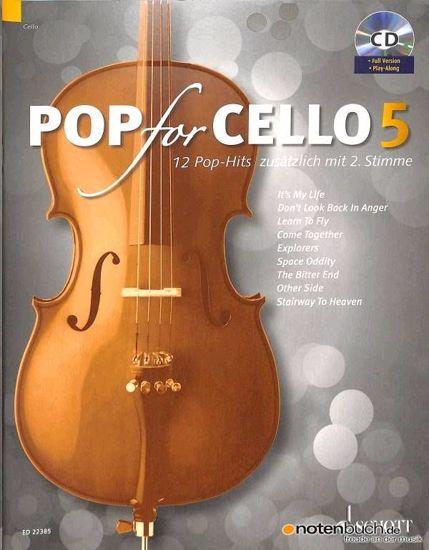 POP FOR CELLO 5+CC