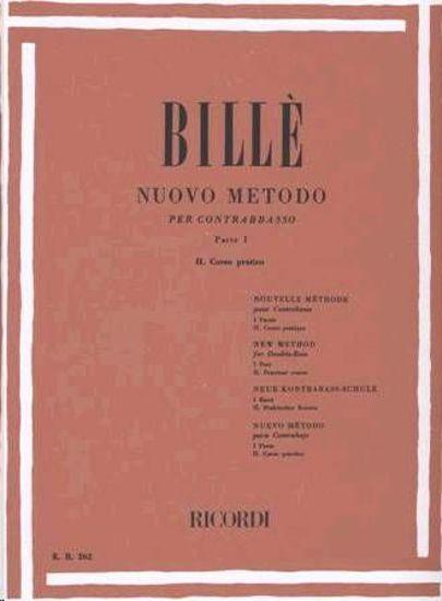 BILLE:NUOVO METODO PART I, NR.II
