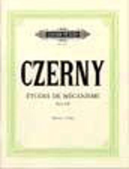 CZERNY:ETUDES DE MECANISME OP.849