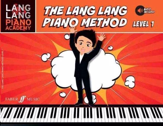 THE LANG LANG PIANO METHOD LEVEL 1 + AUDIO INC.