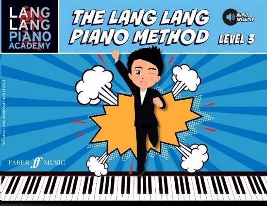THE LANG LANG PIANO METHOD 3 +AUDIO INC.