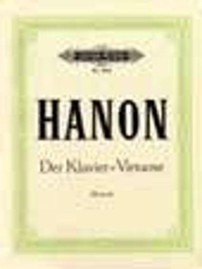 HANON:DER KLAVIER VIRTUOSE