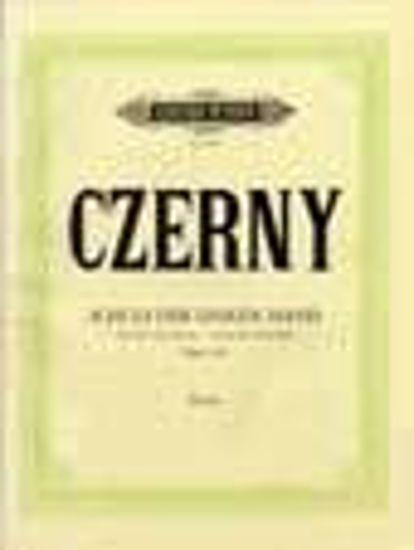 CZERNY:SCHULE DER LINKEN HAND OP.399