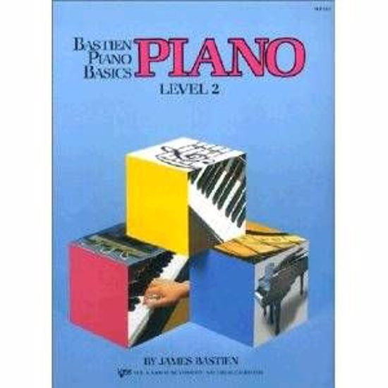 BASTIEN:PIANO LEVEL 2