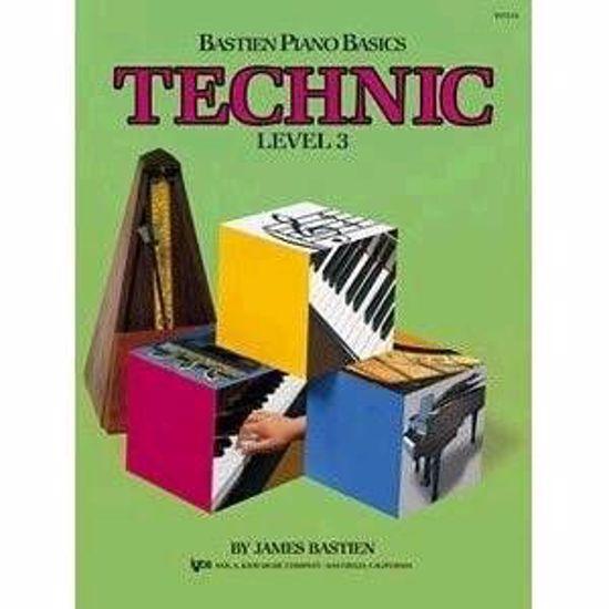 BASTIEN:TECHNIC LEVEL 3