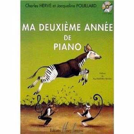 HERVE:MA DEUXIEME ANNEE DE PIANO (MOJE DRUGO LETO KLAVIRJA)